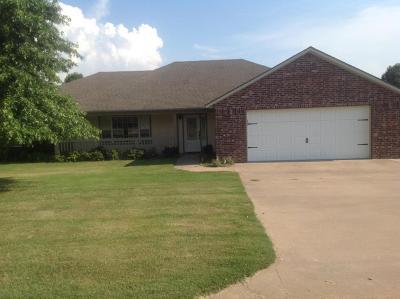 Grove Single Family Home For Sale: 62499 E 269 Trl