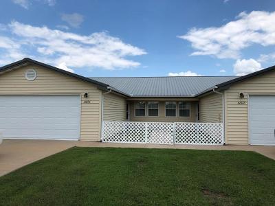 Grove Single Family Home For Sale: 61872 E 346 Rd
