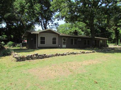 Grove Single Family Home For Sale: 59405 E 252 Rd