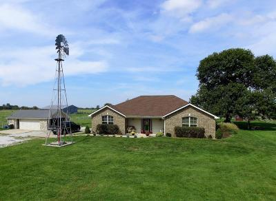Fairland OK Farm & Ranch Sale Pending: $269,500