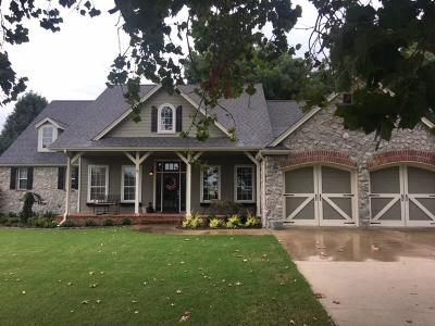 Grove, Jay Single Family Home For Sale: 5056 Lake Breeze Rd