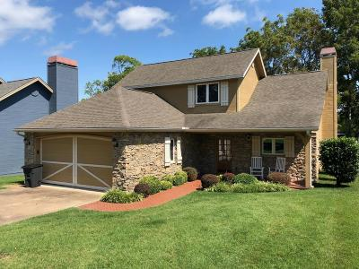 Monkey Island Single Family Home For Sale: 30397 S 567 Road #42