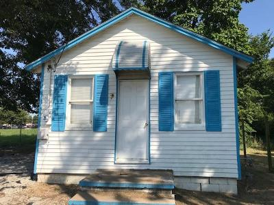 Vinita Single Family Home For Sale: 123 1st St