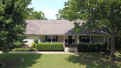 Disney, Eucha Single Family Home For Sale: 324 Honey Locust Dr