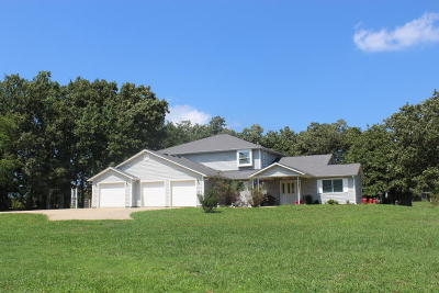 Twin Oaks OK Farm & Ranch For Sale: $495,000