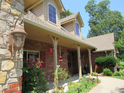 Grove Single Family Home For Sale: 58571 S 296 Pl