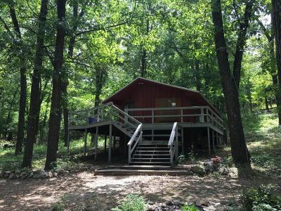 Eucha Single Family Home For Sale: 147 Oaks