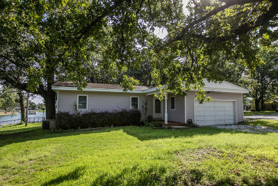 Disney, Eucha Single Family Home For Sale: 2 Wateredge Dr