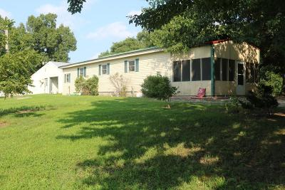 Pineville MO Single Family Home For Sale: $189,000