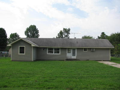 Jay OK Single Family Home For Sale: $49,500