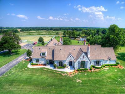 Afton Farm & Ranch For Sale: 27810 S 4510