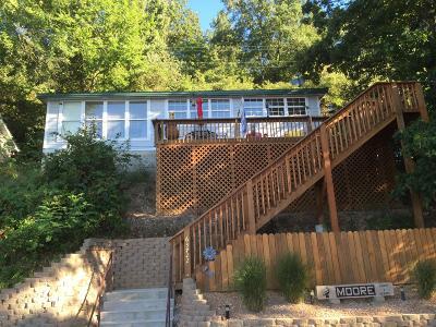 Grove Single Family Home For Sale: 63722 E 240 Rd