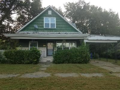 Miami Single Family Home For Sale: 34 F St