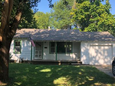Vinita Single Family Home For Sale: 547 N Gunter St