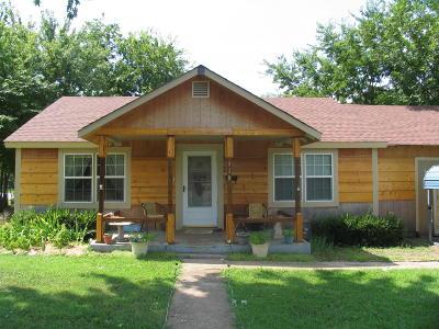 Vinita Single Family Home For Sale: 519 E Canadian Ave