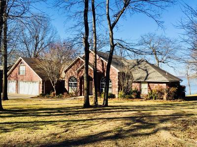 Grove Single Family Home For Sale: 59384 E 288 Ct