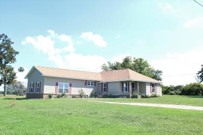 Fairland OK Single Family Home For Sale: $129,000