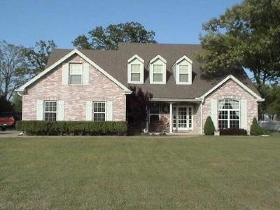 Grove Single Family Home For Sale: 6006 Lake Breeze Rd