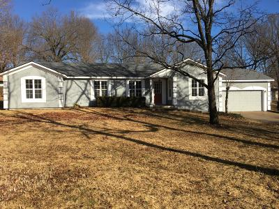 Grove Single Family Home For Sale: 1421 Orchard Ln