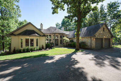 Afton, Vinita Single Family Home For Sale: 33685 Spruce Grouse Ln