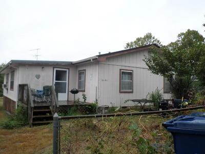 Vinita Single Family Home For Sale: 38161 Lake View