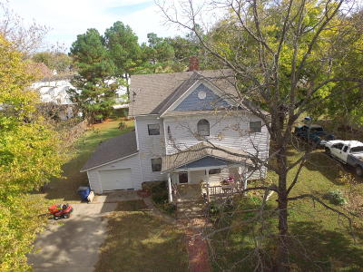Vinita Single Family Home For Sale: 334 N Miller St