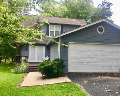 Vinita Single Family Home For Sale: 447684 Anchors End Dr. #19