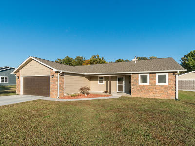 Craig County, Delaware County, Mayes County, Ottawa County Single Family Home For Sale: 35886 Highland Dr