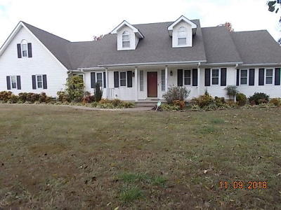 Delaware County, Mayes County, Rogers County, Wagoner County, Craig County, Ottawa County, Adair County, Cherokee County Single Family Home For Sale: 58994 E 110 Rd