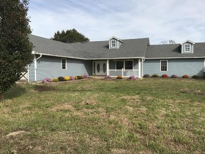 Delaware County, Mayes County, Rogers County, Wagoner County, Craig County, Ottawa County, Adair County, Cherokee County Single Family Home For Sale: 434253 E 280 Rd