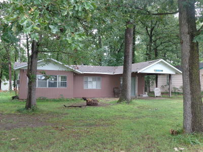 Grove Single Family Home For Sale: 65126 E 250 Rd