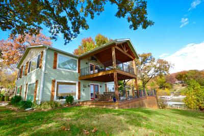 Afton, Vinita Single Family Home For Sale: 449801 E 357 Rd