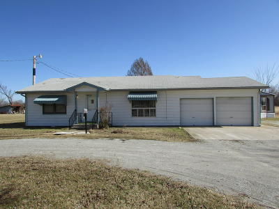 Vinita Single Family Home For Sale: 24732 S Highway 2