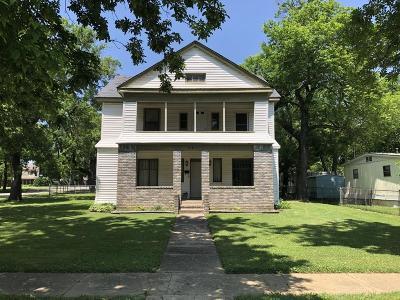 Vinita Single Family Home For Sale: 1114 W Delaware Ave