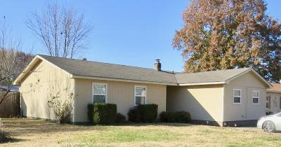 Grove Single Family Home For Sale: 412 Fisher St