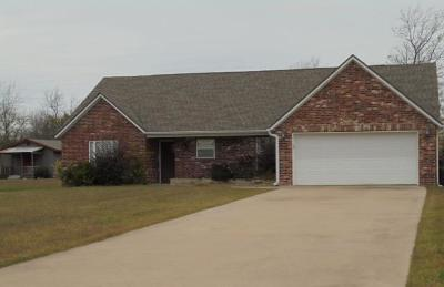Grove, Jay Single Family Home For Sale: 26825 S 621 Pl