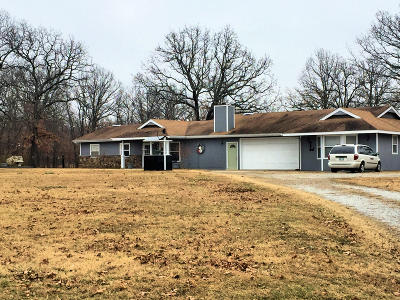 Single Family Home For Sale: 2193 County Road 368