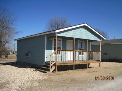 Craig County, Delaware County, Mayes County, Ottawa County Single Family Home For Sale: 65400 E 267 Court