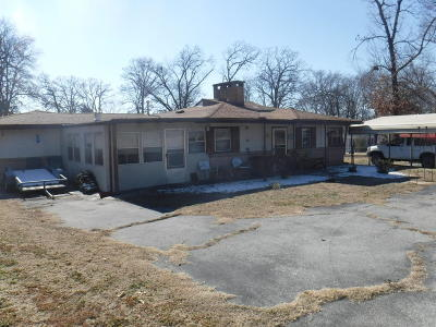 Fairland OK Single Family Home For Sale: $107,000