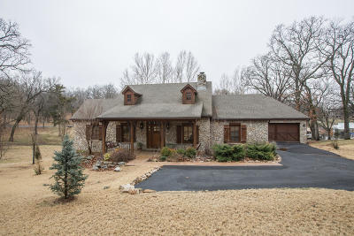 Afton Single Family Home For Sale: 451463 Blue Heron Drive
