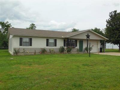 Grove OK Single Family Home For Sale: $123,900