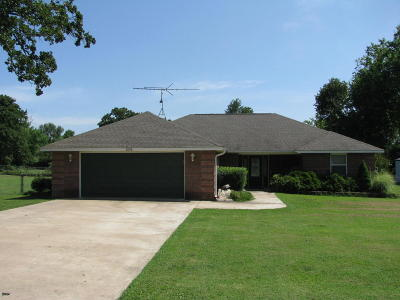 Jay OK Single Family Home For Sale: $199,500