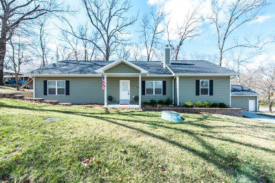 Craig County, Delaware County, Mayes County, Ottawa County Single Family Home For Sale: 70 Circle