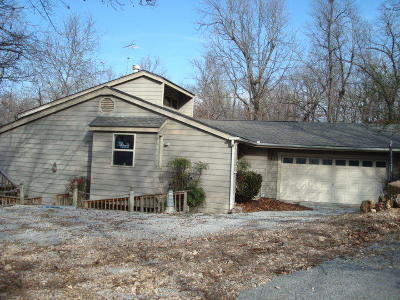 Eucha Single Family Home For Sale: 168 Private Road 116