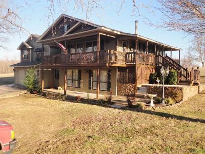 Disney, Eucha Single Family Home For Sale: 4125 County Road 370