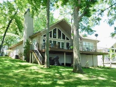 Monkey Island Single Family Home For Sale: 56198 Island Ln #56