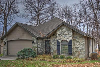 Afton Single Family Home For Sale: 56198 E. Island Ln #54