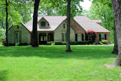Grove Single Family Home For Sale: 3418 Scenic Dr