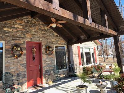 Grove Single Family Home For Sale: 59796 E 318 Ln