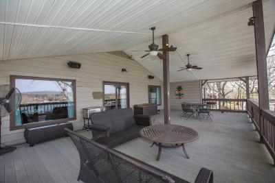 Disney, Eucha Single Family Home For Sale: 332 Cliff Shore Dr